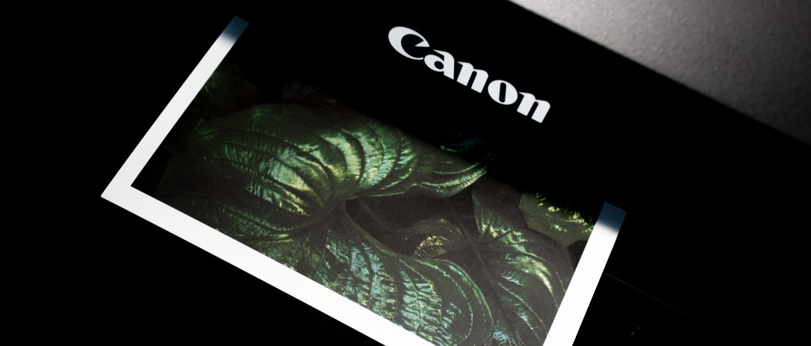 canon printer with photo